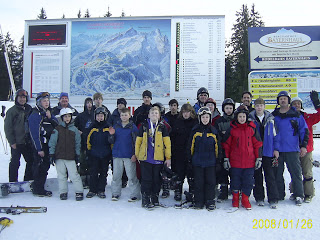 Garmisch Ski Trip January 2008