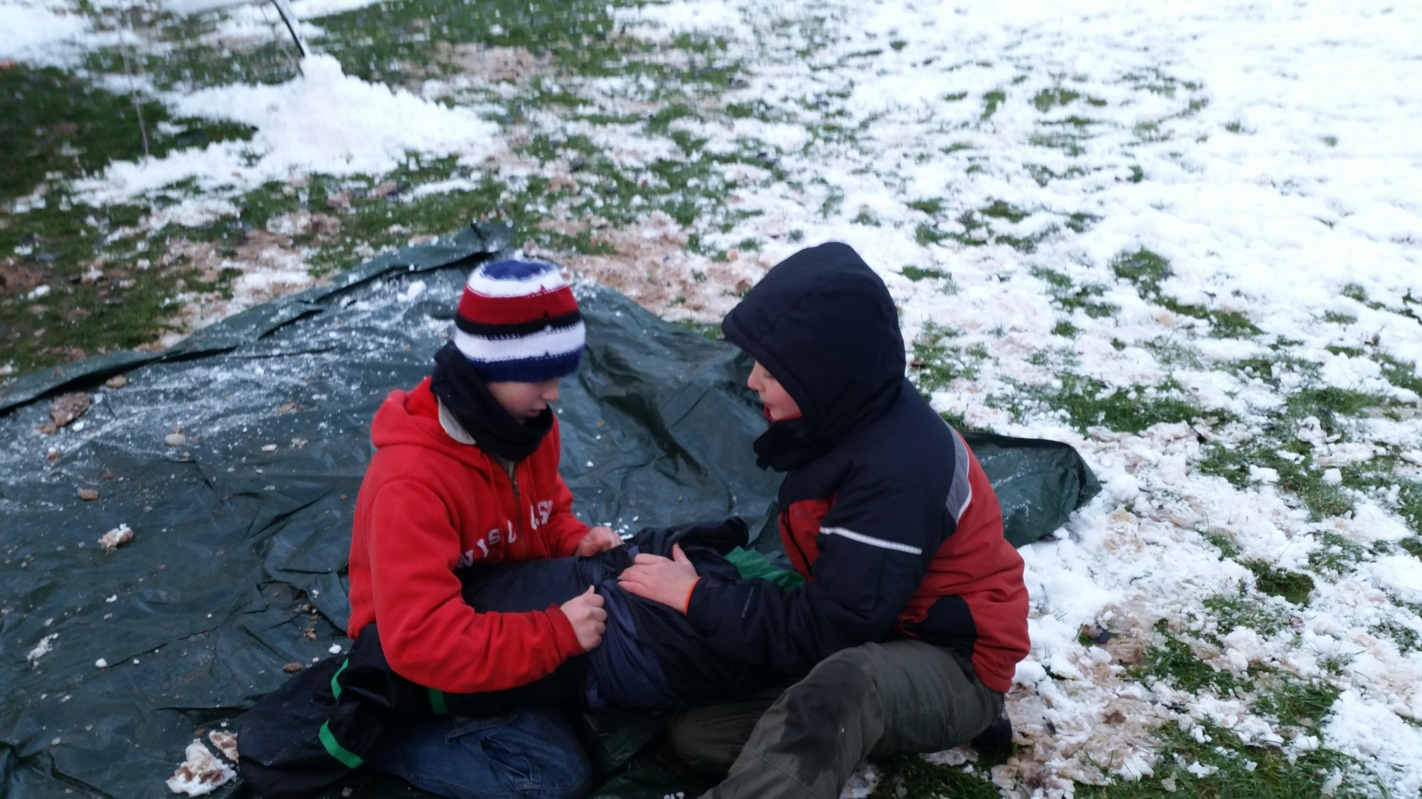 Fishing altensteig november 2015 troop324 stuttgart germany for Fishing in november