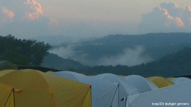 National Scout Jamboree 2013