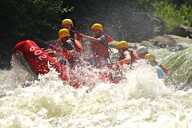 Rafting 2013 – Pennsylvania